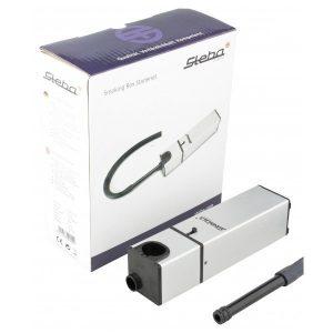 110997 789e0436c63c456a84bc3d482137149d Steba Smoking Box - Starter Set