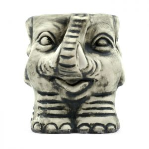110997 993e89237ac749e38202d1e8beed30b6 Tiki Elephant, grey matte finish 350ml