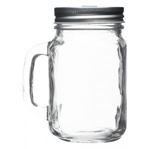 110997 aae9f7896df44d62bb25db2308697b6c Mason Jar glass with lid