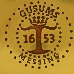110997 d3e16041364f4f72a3c48122db764a18 Gusums Golden Pineapple (Candlestick holder)