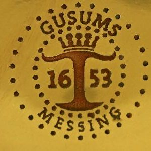 110997 e0feaa48ab4e49419ac753151fce4c79 Gusums Golden Pineapple Bowl (S)