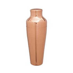 artdeco Art Deco, Copper plated Cocktail Shaker (500ml)