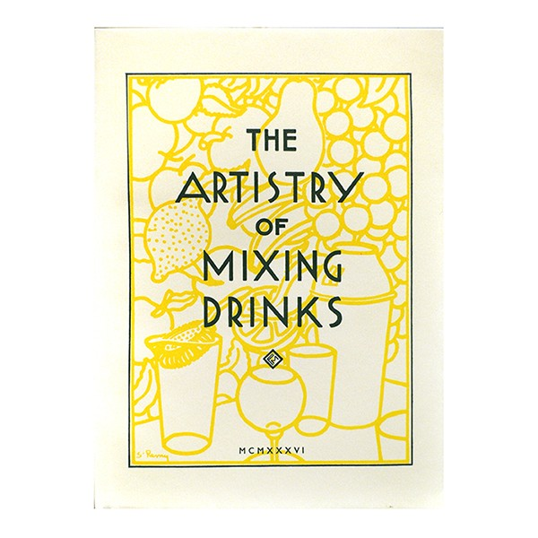 artistrybook The Artistry of Mixing Drinks