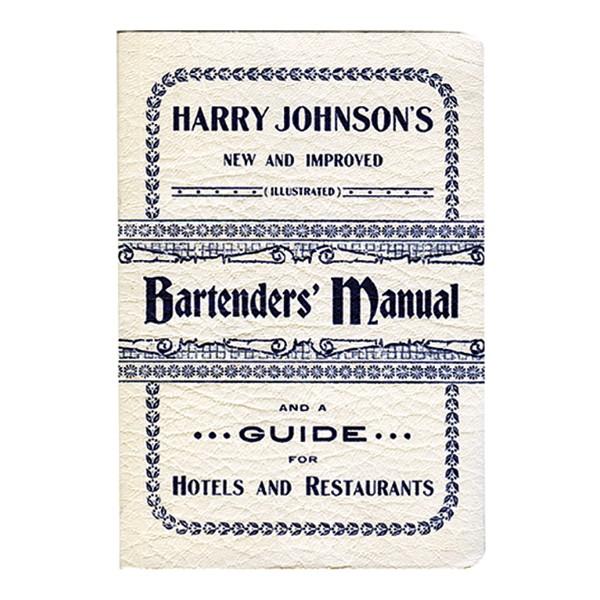 bartendersmanual Harry Johnson's Bartender's Manual