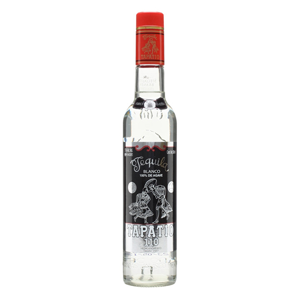 blanco100 TAPATIO BLANCO 110 TEQUILA - 100% AGAVE - 55% Alc