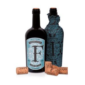 ferdinands FERDINAND'S SAAR DRY GIN 44%, 50CL