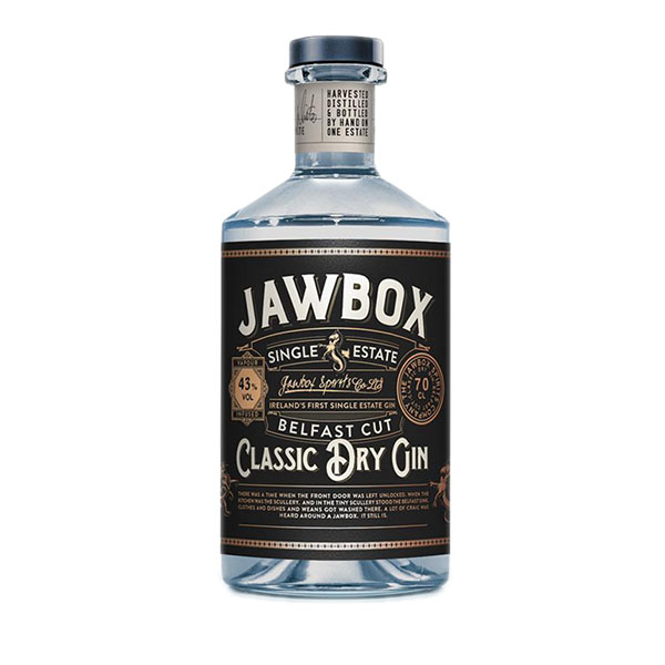 Jawbox Classic Dry Gin