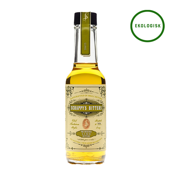 lime Scrappy's Bitters Lime (organic)