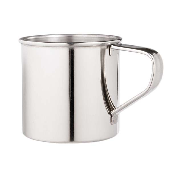 moscowsilver Moscow Mule Mug SS - 350ml