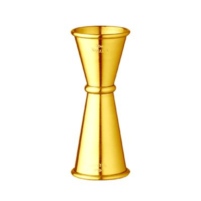 naranjagoldwc NARANJA Jigger Gold