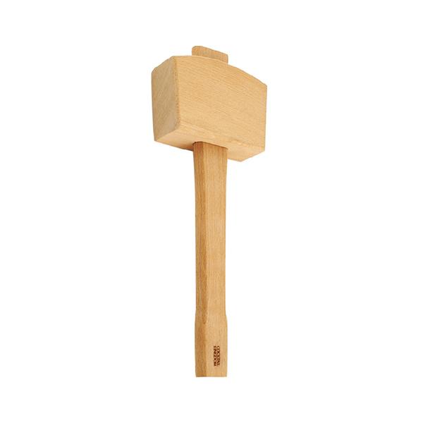 schmallet Wooden Ice Mallet