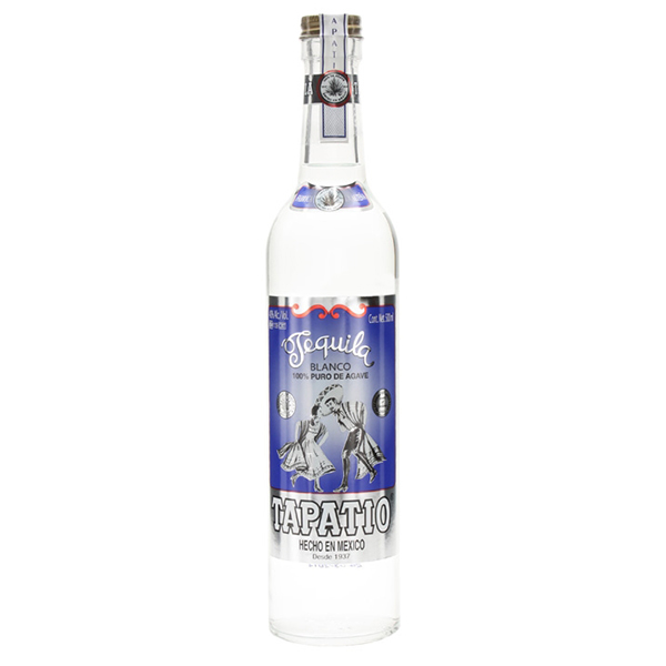 tapatioblanco TAPATIO BLANCO TEQUILA - 100% AGAVE