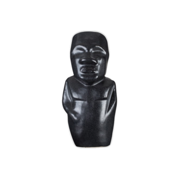 tikinian Tiki Mug Nian Black - 250ml