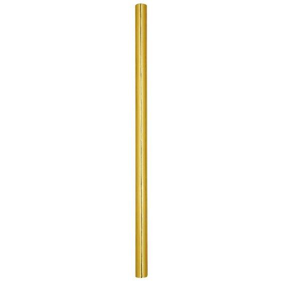 guld sugrör Metallsugrör 21cm - Guld