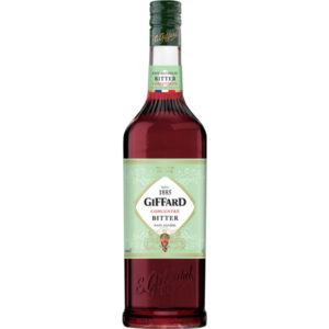 bitterwc Giffard Bitter Syrup