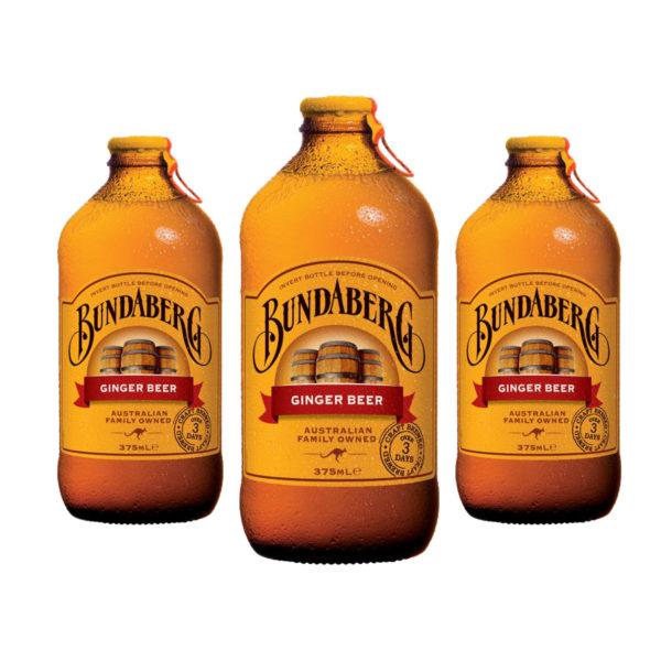 bundagbmultiwsc Bundaberg Ginger Beer 37,5CL (12st)