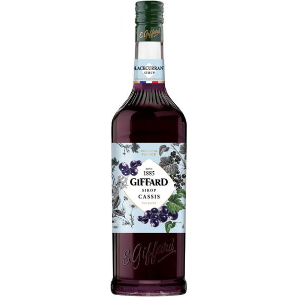cassiswc Giffard Black Currant Syrup (Cassis)