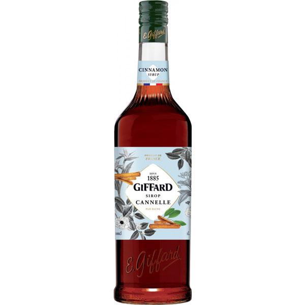 cinnamonwc Giffard Cinnamon Syrup