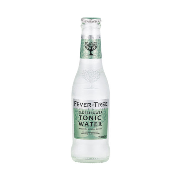 elderflowerwc Fever Tree Elderflower Tonic 20CL (1st)