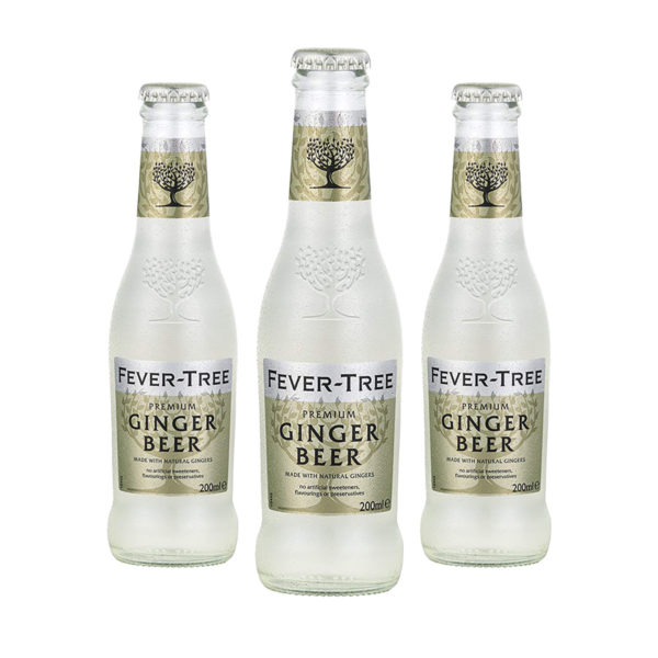 gbmulti Fever Tree Ginger Beer 20CL (24st)