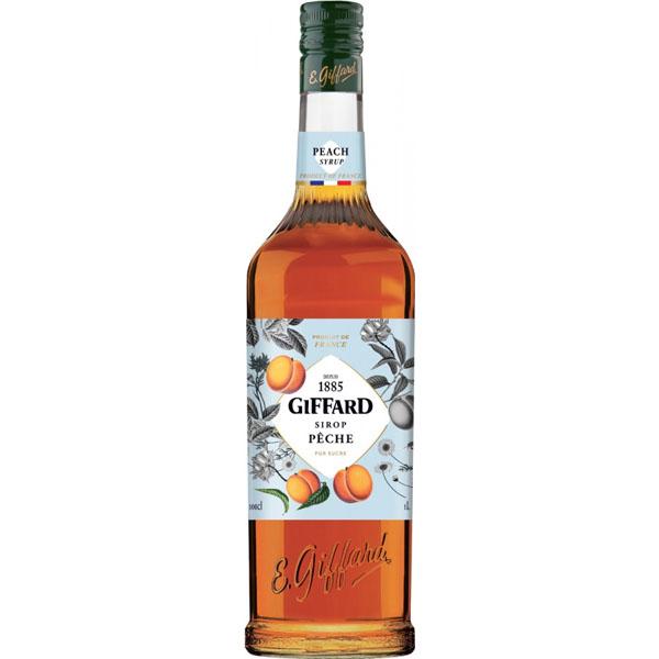 peachwc Giffard Peach Syrup