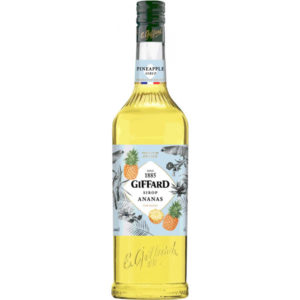 pineapplewc Giffard Pineapple Syrup