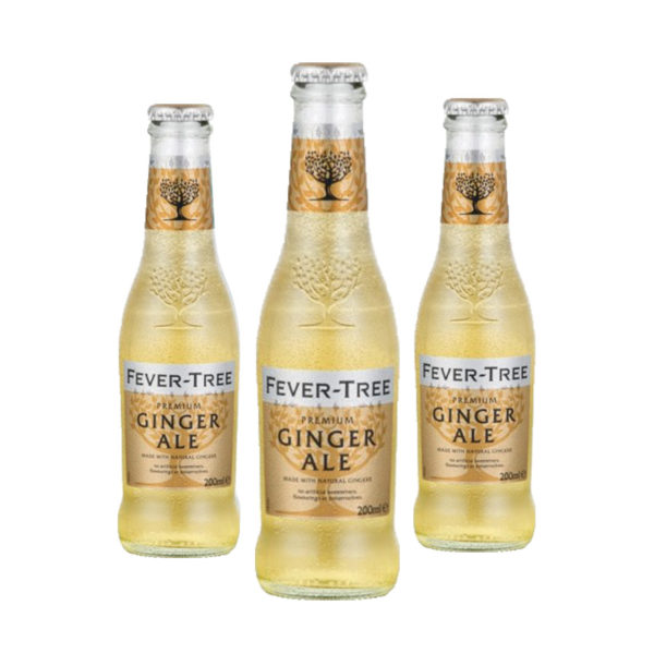 premiumgiamultiwc Fever Tree Ginger Ale 20CL (24st)