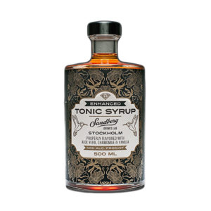 sandberg drinks lab tonic syrup