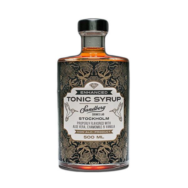 sandberg drinks lab tonic syrup