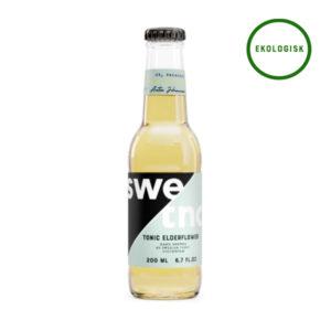 swedish tonic elderflower tonic water