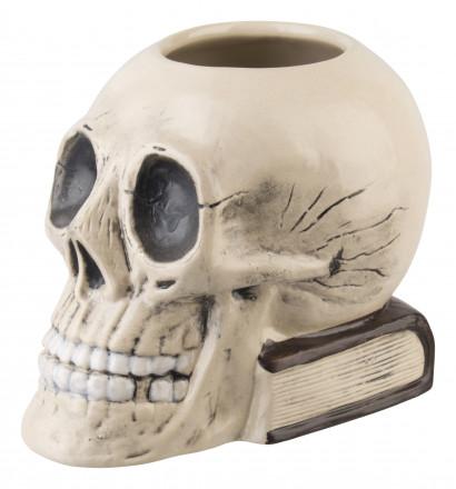 skullbook Tiki skull and book (700ml)