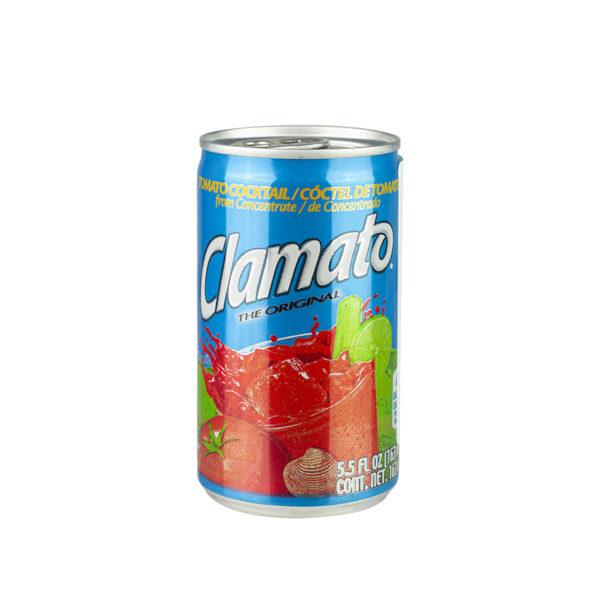 x11540 6 1 clamato el original coctel de tomate 163ml Clamato Tomato Cocktail Mix