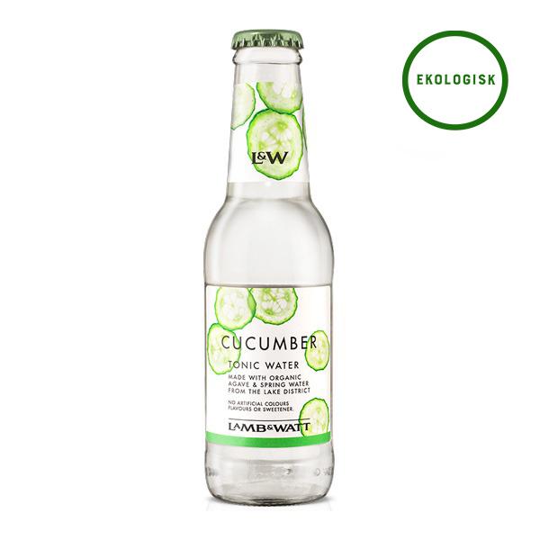cucumberwc Lamb & Watt Cucumber Tonic Water