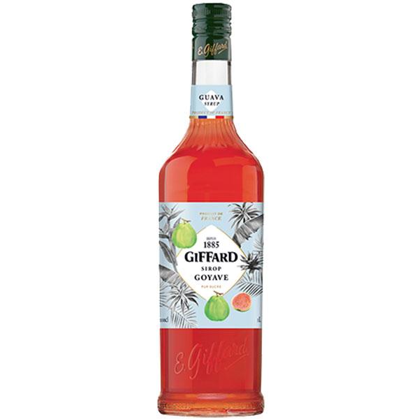 guavawc 1 Giffard Syrup Guava