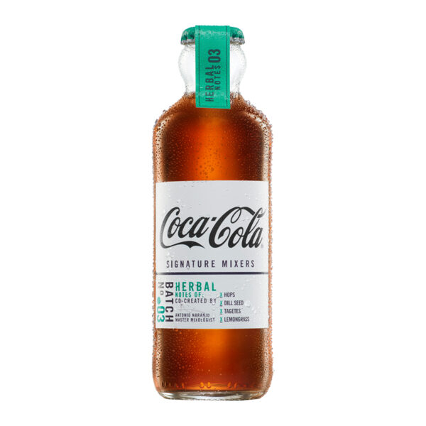 herbalwc Coca Cola Signature Mixers Herbal