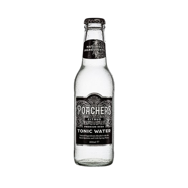 poacher's citrus tonic