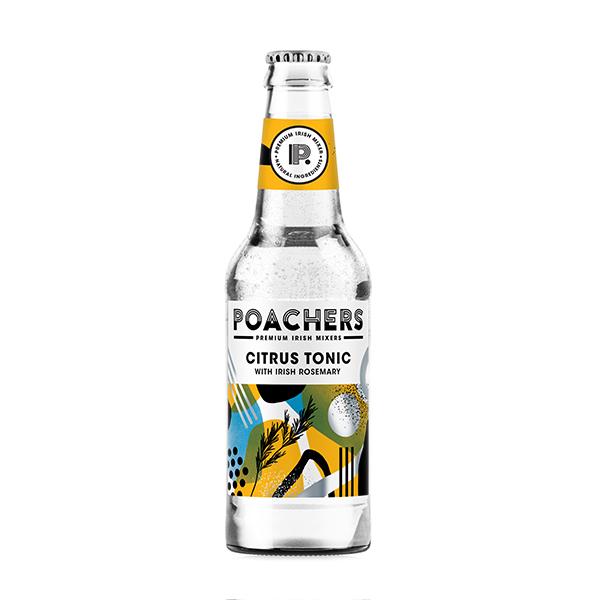 poachers citrus tonic